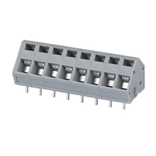 Screwless terminal blocks Push-button 2.5 mm² Pin spacing 5.00/5.08/7.50/7.62/10.00/10.16 mm 8-pole PCB Connector
