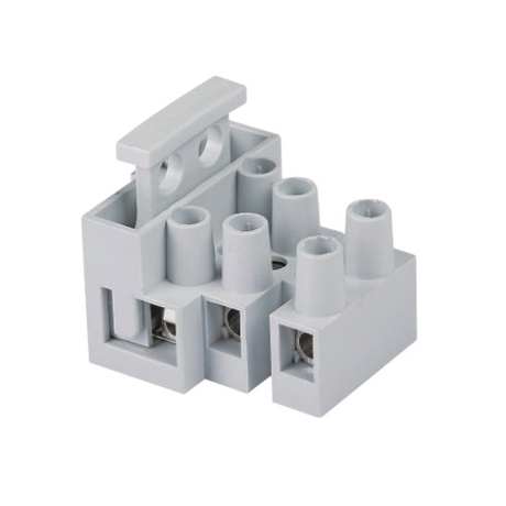 Feed Through terminal blocks Strip type 10.0mm² Pin spacing 13.5mm 12-pole Fuse connector