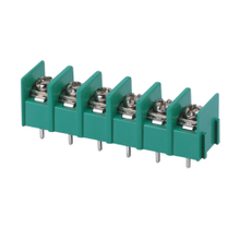 Barrier terminal blocks Screw type 2.5mm² Pin spacing 7.62mm 6-pole PCB connector