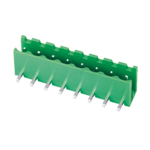 Pluggable terminal block R/A Header Pin spacing 5.00/5.08 mm 8-pole Male connector