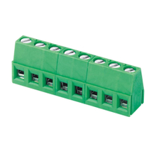 Euro terminal blocks Rising/Lift type 2.5mm² Pin spacing 5.00/7.50mm 8-pole PCB connector