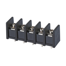 Barrier terminal blocks Screw type 4.0mm² Pin spacing 11.00mm 5-pole PCB connector