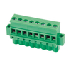 Pluggable terminal block Plug in 2.5mm² Pin spacing 5.0/5.08 mm 8-pole Female connector