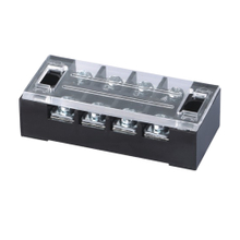 Barrier terminal blocks Screw type 4.0mm² Pin spacing 12.10mm 2*4-pole PCB connector