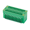 Pluggable terminal block R/A Header Pin spacing 3.50/3.81 mm 2*12-pole Male connector