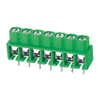 Euro terminal blocks Spring type 2.5mm² Pin spacing 5.00mm 7-pole PCB connector