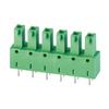 Pluggable terminal block Plug in Pin spacing 5.08 mm 6-pole Female connector