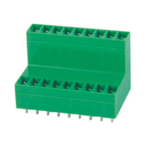 Pluggable terminal block Straight Header Pin spacing 3.50/3.81 mm 9-pole Male connector