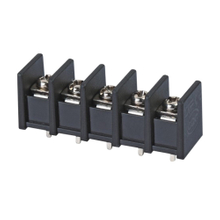 Barrier terminal blocks Screw type 4.0mm² Pin spacing 10.00 mm 5-pole PCB connector